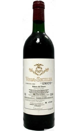 vega sicilia unico 1962