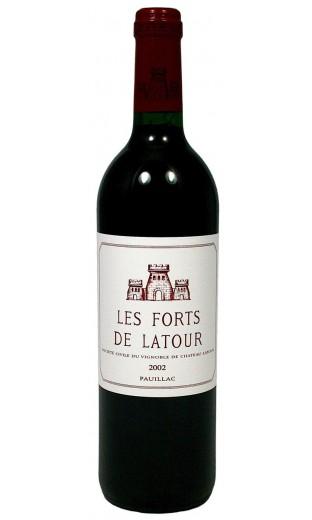 Les Forts de Latour 2002