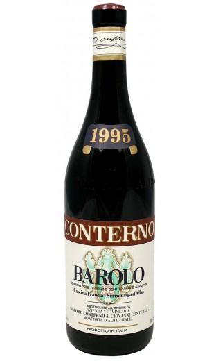 Barolo Cascina Francia 1995 - Giacomo Conterno