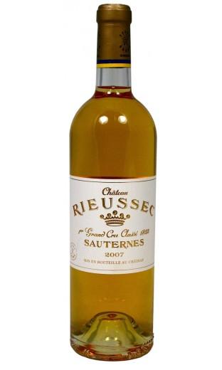 Château Rieussec 2007