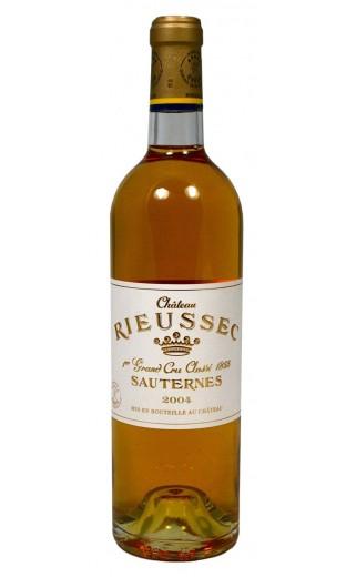 Château Rieussec 2004
