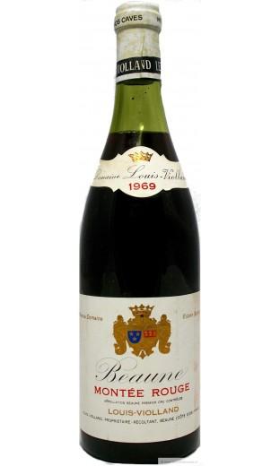 """Beaune """"montée rouge"""" 1969 - domaine Louis Violland"""