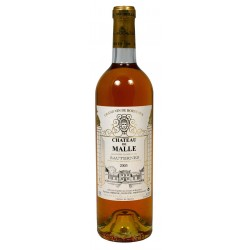 Château de Malle 2003 - Sauternes