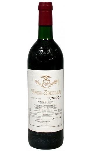 Vega sicilia unico 1973