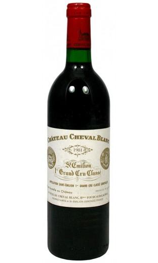Château Cheval Blanc 1981
