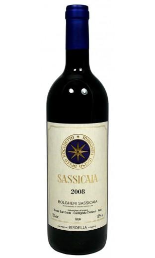 Sassicaia 2008