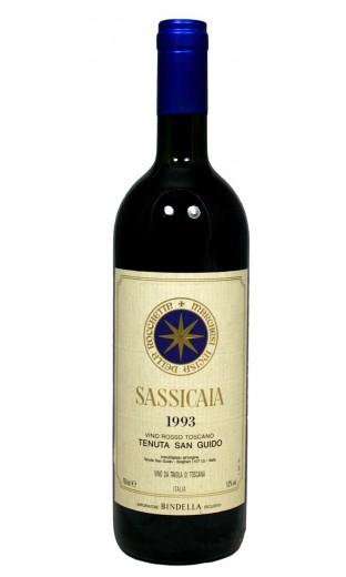 Sassicaia 1993