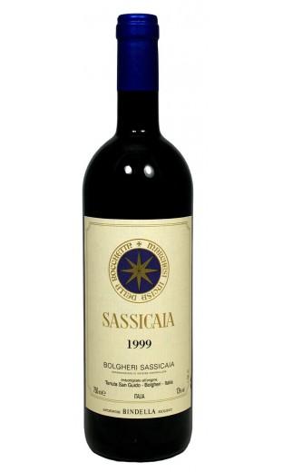 Sassicaia 1999