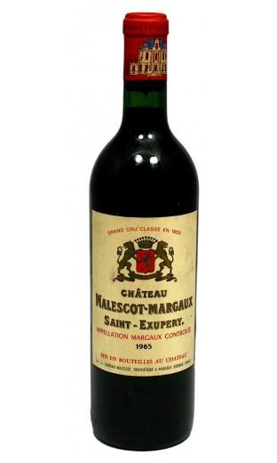 Château Malescot St Exupéry 1965