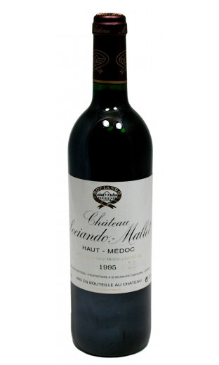 Château Sociando Mallet 1995