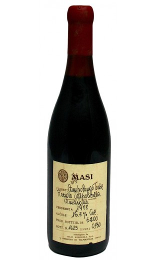 CAMPOLONGO DI TORBE  AMARONE 1978 - MASI