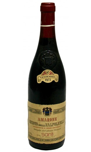 Amarone 1971 - Santi