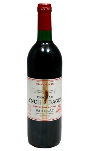 Château Lynch Bages 1990