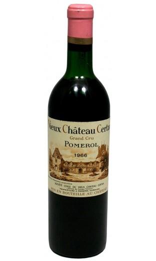 Vieux Château Certan 1966