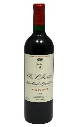 Château Clos St Martin 2000
