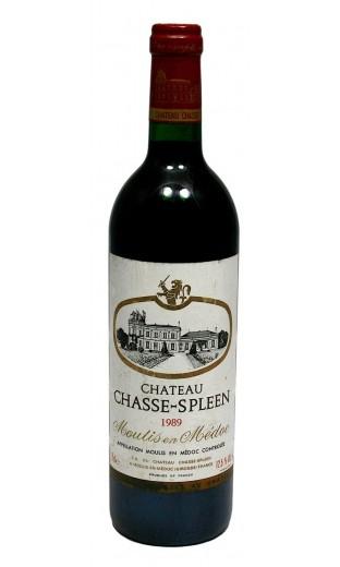 Château Chasse Spleen 1989