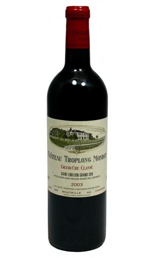 Château Troplong Mondot 2003