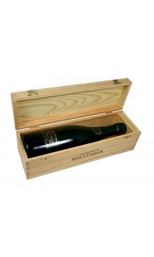Bollinger Vieilles Vignes Françaises 1996 (avec coffret en bois d'origine)