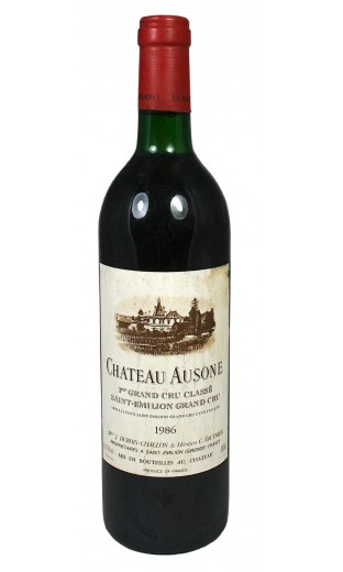 Château Ausone 1986