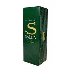 Salon Cuvée S, Le Mesnil 1996 (with box)