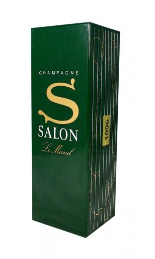 Salon Cuvée S, Le Mesnil 1996 (avec coffret)