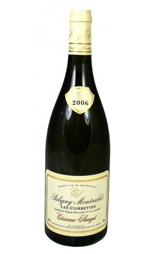 """Puligny Montrachet """"les combettes"""" 2006 - E. Sauzet"""