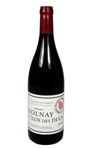 """Volnay """"Clos des ducs"""" 2006 -domaine Marquis Angerville"""