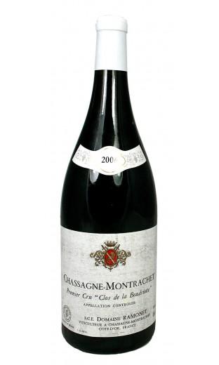 """Chassagne Montrachet """"Clos de la Boudriotte"""" 2006 - domaine Ramonet (magnum 1.5 L)"""