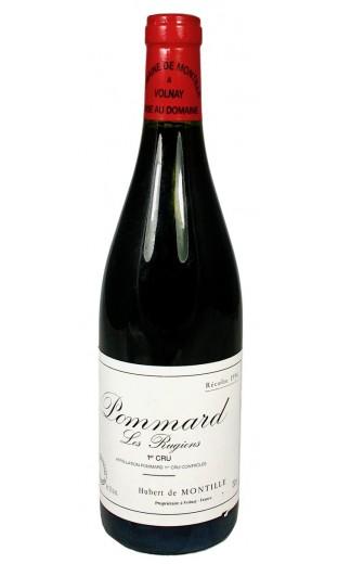 "Pommard 1er cru ""Rugiens"" 1996 - domaine H. de Montille"