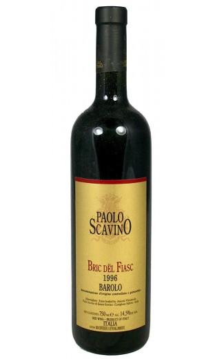 Barolo Bric del Fiasc 1996 - Paolo Scavino