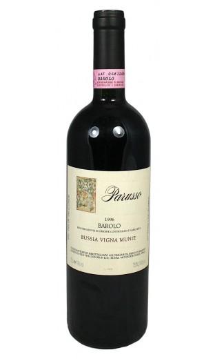 Barolo Bussia vigna Munie 1996 - Armando Parusso