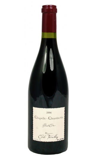 Chapelle-Chambertin GC 2006 - Cécile Tremblay