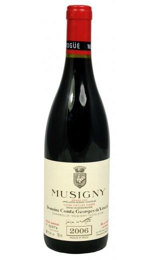 Musigny Vieilles Vignes (VV) 2006 - domaine Vogue