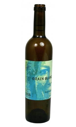 "Grain blanc ""petite arvine"" 2006 - M.-Th. Chappaz (0.5 L)"
