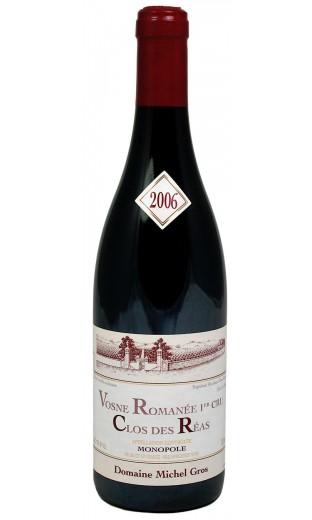 """Vosne-Romanee Premier Cru """"Clos des Reas"""" 2006 - domaine Michel Gros"""