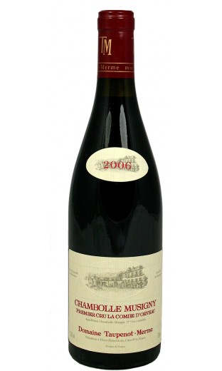 Chambolle-Musigny La Combe d'Orveau 2006 - domaine Taupenot-Merme