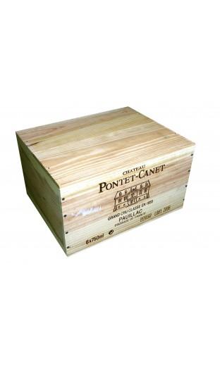 Château Pontet Canet 2006 (CBO 6 bout.)