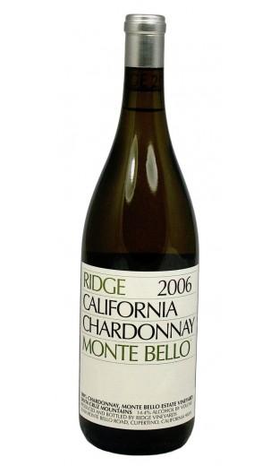 Chardonnay Monte Bello 2006 - Ridge