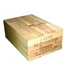 Clos du Clocher 1995 (caisse de 12 bout.)