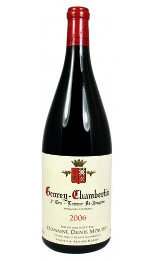 Gevrey-Chambertin Lavaux St Jacques 2006 - Denis Mortet (magnum, 1.5 L)