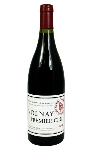 "Volnay ""Fremiets"" 2005 -domaine Marquis d'Angerville"