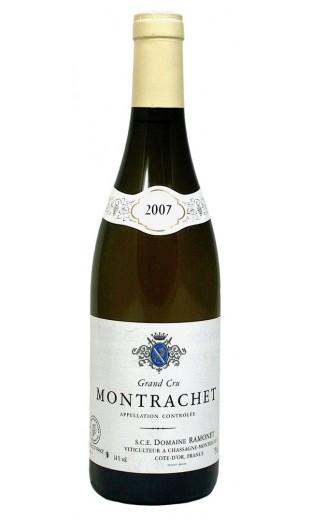 Montrachet 2007 - domaine Ramonet