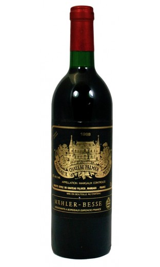 Château Palmer 1988