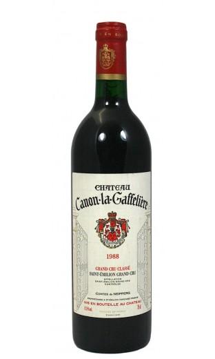 Château Canon-la-Gaffelière 1988
