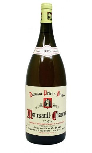 Meursault Charmes 2005 - domaine Prieur-Brunet (magnum, 1.5 l)