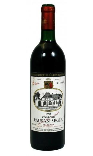 Château Rausan Ségla 1988