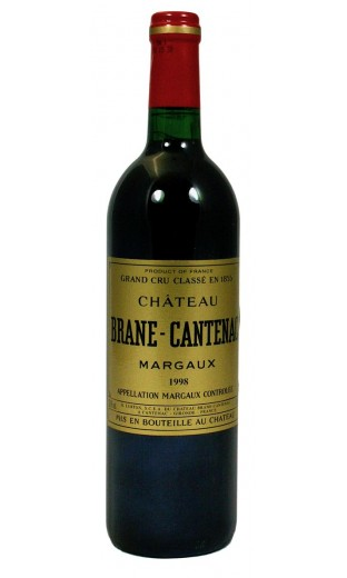 Château Brane Cantenac 1998