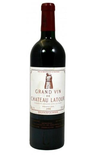 Château Latour 1998