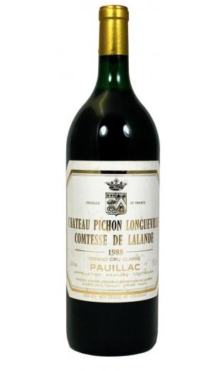 Château Pichon comtesse lalande 1988 (Magnum, 1.5 l)