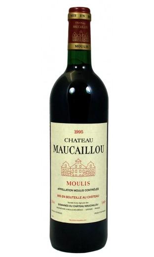 Château Maucaillou 1995
